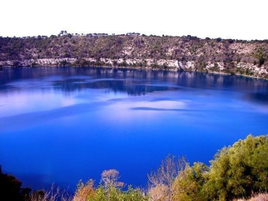 Mount Gambier, #Australia: Blue Lake http://www.tripadvisor.com.au/ShowForum-g255092-i697-South_Australia.html