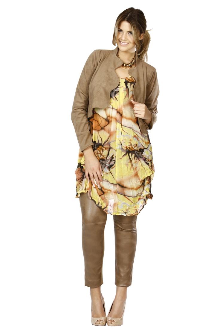 Legging voor nepleer/ achter tricot::broeken::Grote maten mode | Bagoes fashion | grote maten mode online