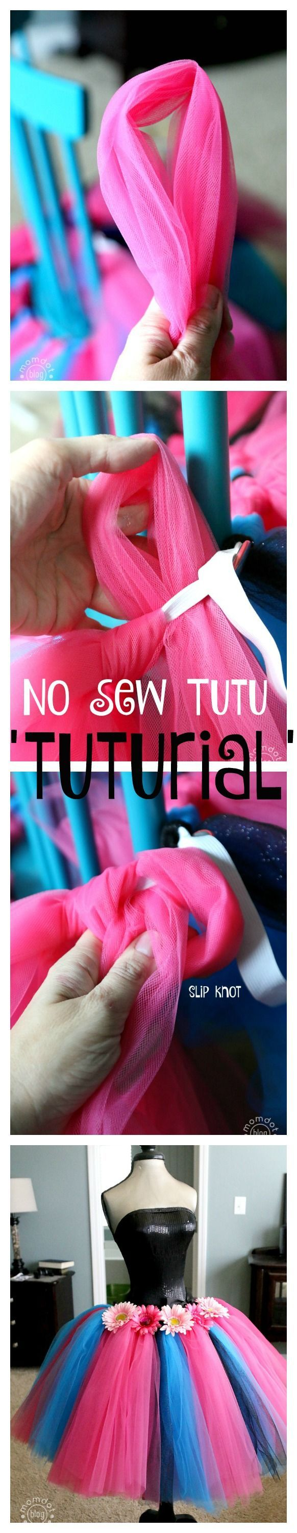 how to make a new sew tutu (WE could do children's elf or santa costumes this way)