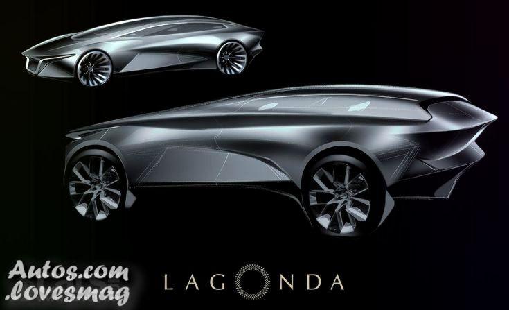 Luxuriöse Jener Erste Neue Lagonda Von Aston Martin Wird 20ein Elektrischer Suv Sein Aston Martin Elektrisch Aston Martin Lagonda