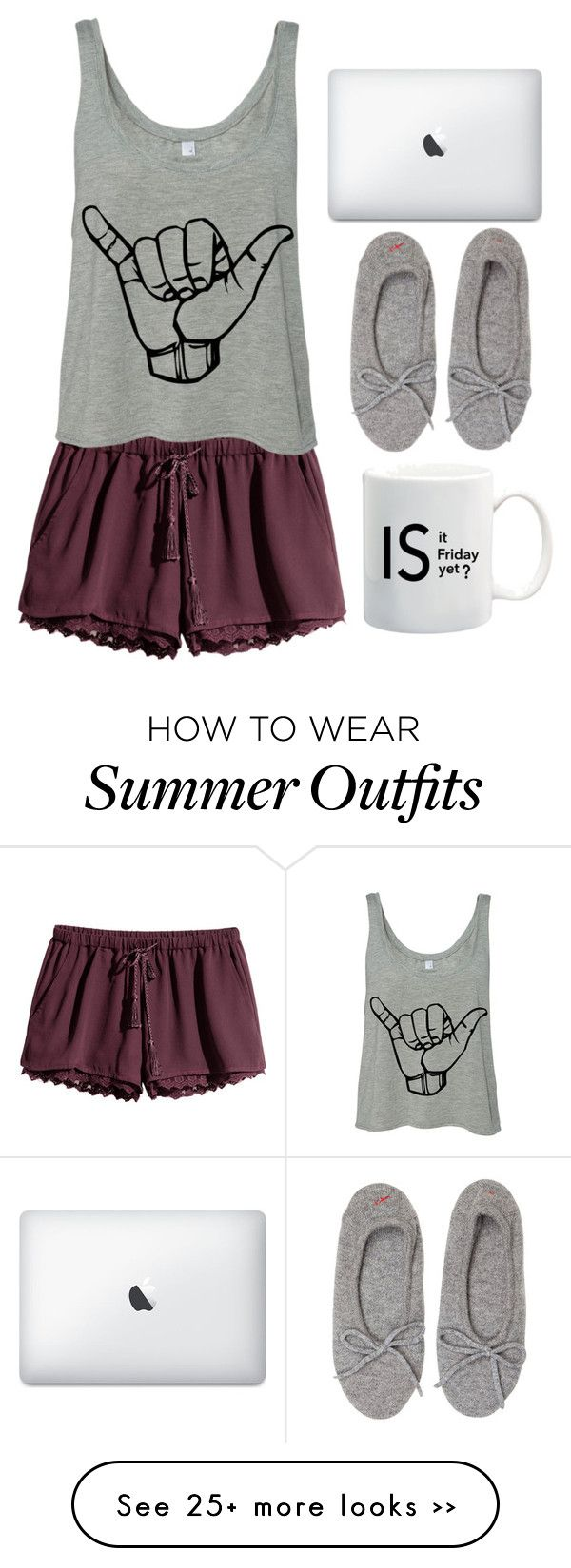 """Lazy day :)"" by fashionally14 on Polyvore"