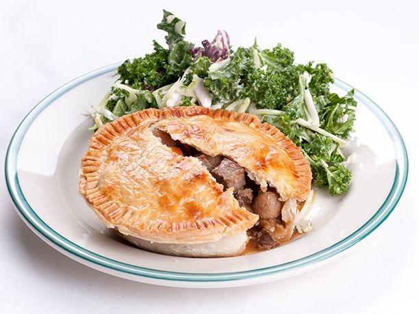 A delicious steak and mushroom pie recipe. The perfect heart healthy and satisfying dish for the whole family.