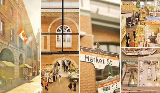 St. Lawrence Market - Toronto