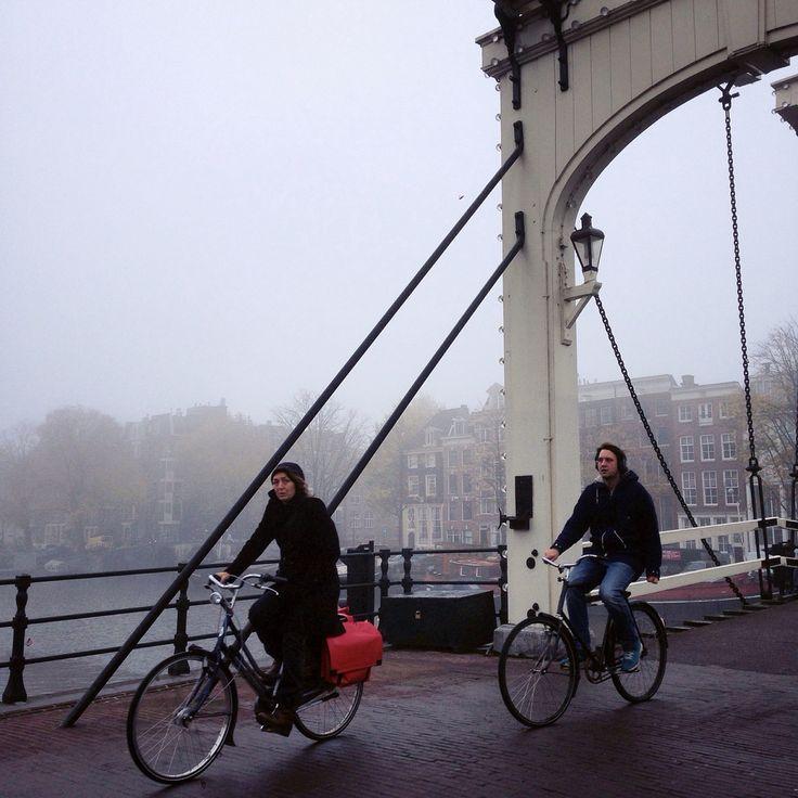 Magere Bridge, Amsterdam
