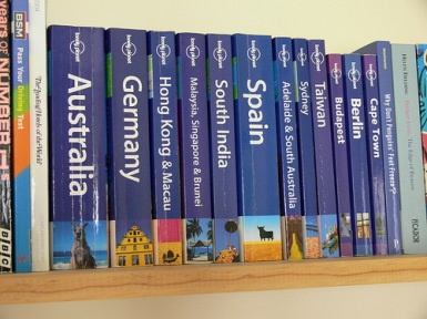 Lonely Planet Guides are a great way to get the information you need for smooth travels wherever you go!