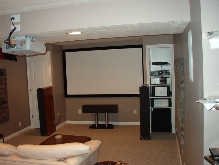 Small Home Theater Rooms Design Ideas Http