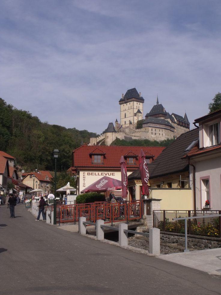 Karlstejn Village