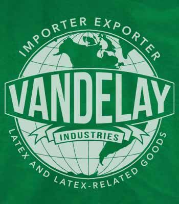 Vandelay Industries T-Shirt,  $6.00: Sell Funny, Industrial T Shirts, Seinfeld Krammer, Stickers Funny, Vandelay Industrial, Industrial Tshirt, Funny Seinfeld, Industrial Shirts, Funny T Shirts