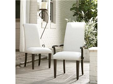 Superb Universal Furniture | California | California Side Chair | 475638 RTA