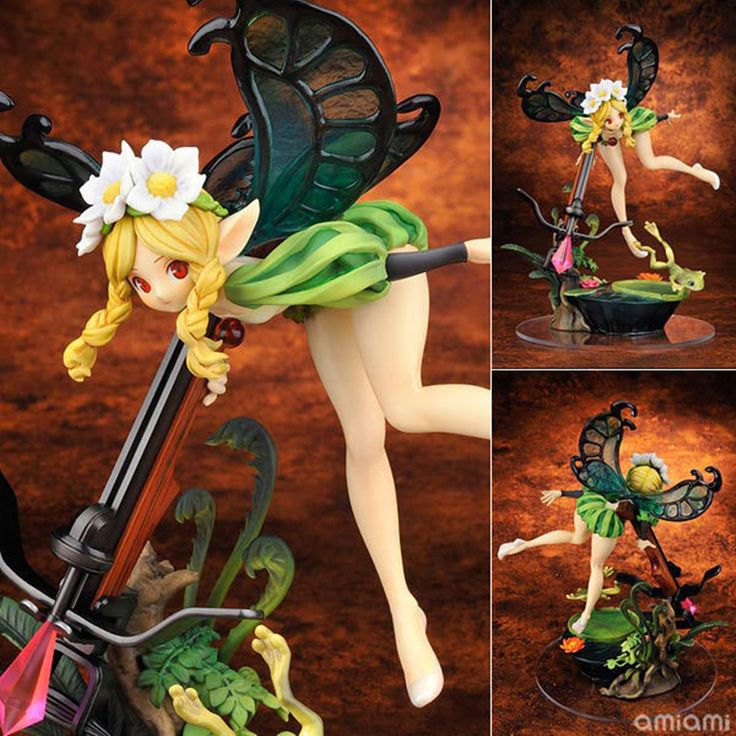 ==> [Free Shipping] Buy Best Lovely Fairy Princess Mercedes Model Action Figure Cartoon Game Characters Doll PVC 23cm Japanese Figurine World Anime GH800 Online with LOWEST Price | 32813637886