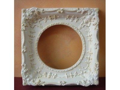 CORNICE quadrato/rotonda ART.cam 464 Frame me, Frame, Decor