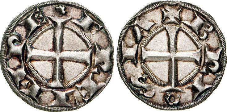 NumisBids: Numismatica Varesi s.a.s. Auction 65, Lot 299 : BRESCIA - COMUNE (1186-1311) Grosso da 6 Denari imperiali, a nome...