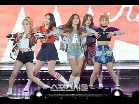 Apink, Exid, Seventeen, Ailee Performances at Seoul Music Awards 2016