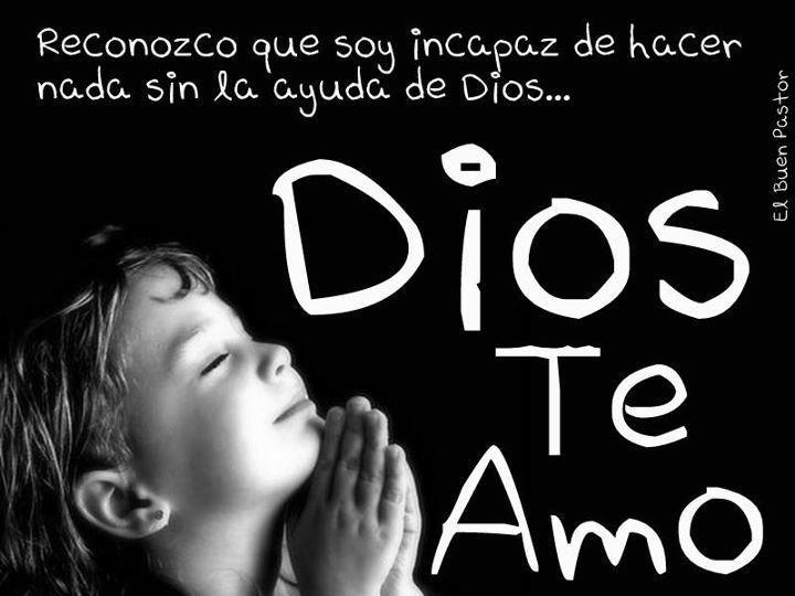 Dios te amo