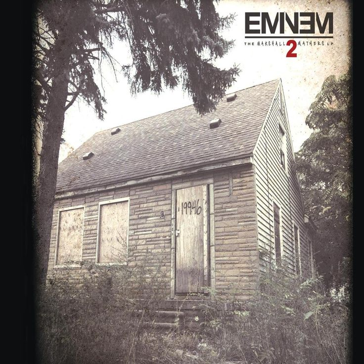 Eminem the marshall mathers lp 2 explicit