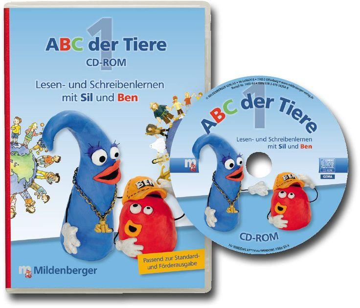 ABC der Tiere 1 – Lernsoftware auf CD-ROM (Bestell-Nr. 1403-94, -95)