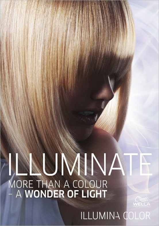 Our new Illuminate Range.....ask in store how to get that new found lustre back into your hair. We think you'll be impressed!