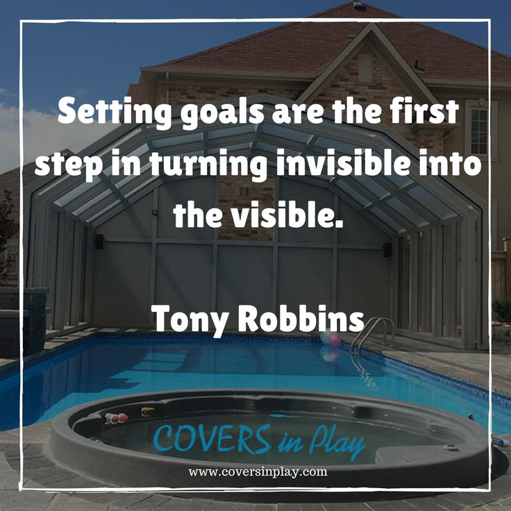 What you get by achieving your goals is not as important as what you become by achieving your goals - Goethehttp://www.coversinplay.com#JoyOfSwimming #PoolCover #PoolEnclosure #Swimming #SwimmingPool #Cover #Quotes