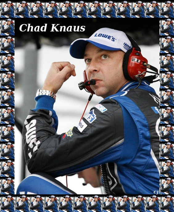 CHAD KNAUS, THE MAN WITH THE PLAN!!