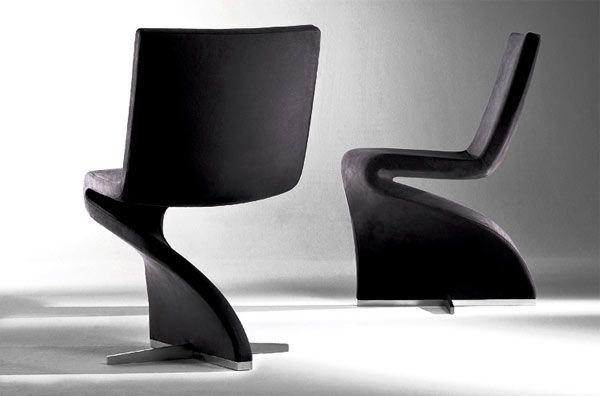 καρέκλες με οικολογικό δέρμα