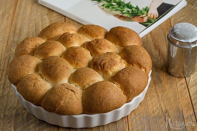 Sweet buns / Buchteln