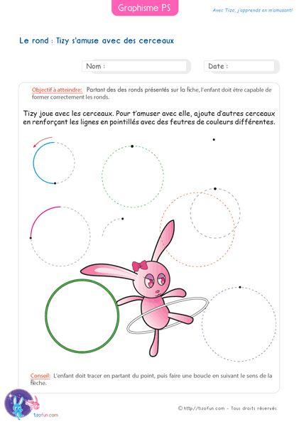 graphisme-petite-section-faire-le-point-coccinelle-taches-ps