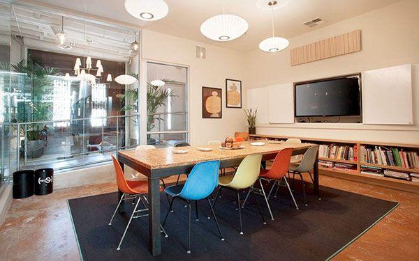 大人の渋さを感じるインテリア、最新海外オフィスデザインまとめ11選 | VIP WORKS