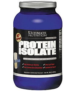 Ultimate Nutrition Protein Isolate (1350 грамм)