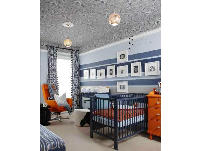 Ceilings: A room's fifth wall