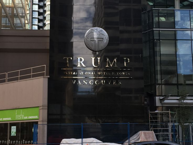 I saw the new Trump International Hotel and Tower downtown, still under construction. Looks nice, although I'm not fond of who it represents. 😒