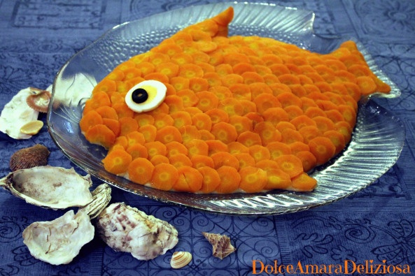 Fake Fish,very easy and nice!
