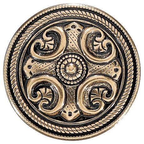 RÄISÄLÄ BROOCH, material: bronze