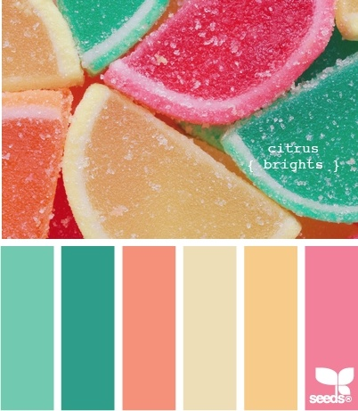 citrused brights- for my craft room. http://media-cache5.pinterest.com/upload/140315344610270481_A9FpXnY5_f.jpg elfinbean home