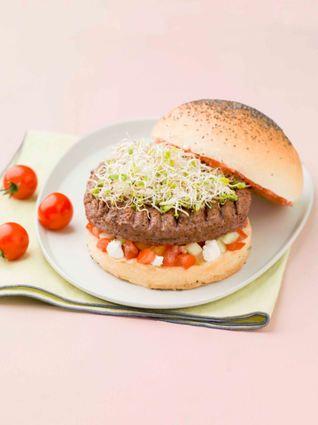 Burger Le Fraîcheur : la recette facile