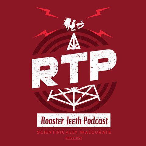 RT Podcast Radio Shirt