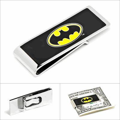Batman Money Clip  by Cufflinksman.com