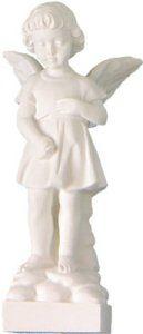 Angel Graveyard Memorial Statue.