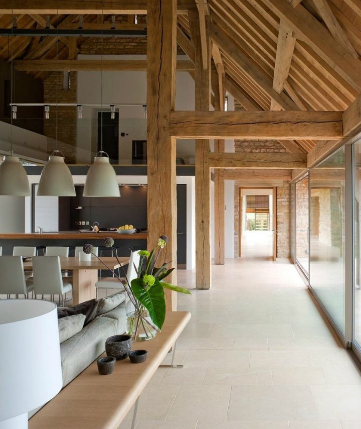 A great renovation by McLean Quinlan. A radical approach was required for this converted barn sited in open countryside. As the previous conversion had been so poor, we decided to...