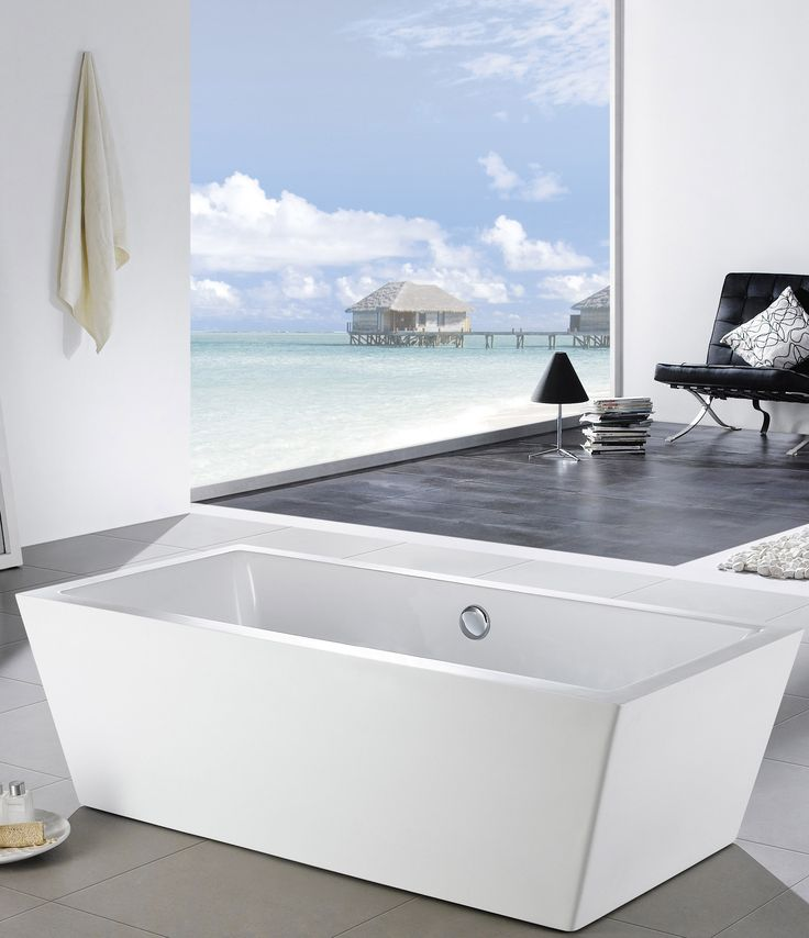 Eviva Rachel Free Standing Acrylic Bathtub Eviva Rachel Free Standing 60  Inch Acrylic Bathtub Is One Of The Best Free Standing Tubs That Was  Designed And ...
