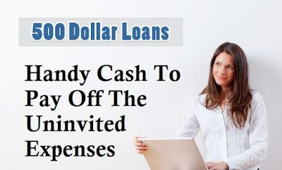 www.500dollarloans.com.au 500 Dollar Payday Loans – Handy Cash To Pay Off The Uninvited Expenses