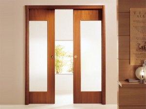 13 best porte double images on pinterest sliding doors home ideas and sliding barn doors. Black Bedroom Furniture Sets. Home Design Ideas