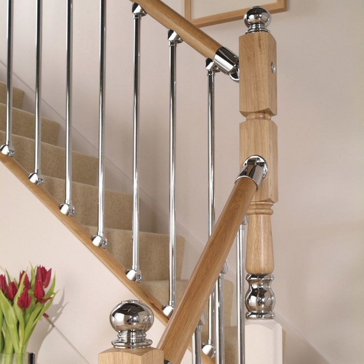 Axxys Origin Stair Parts, Contemporary Staircase.