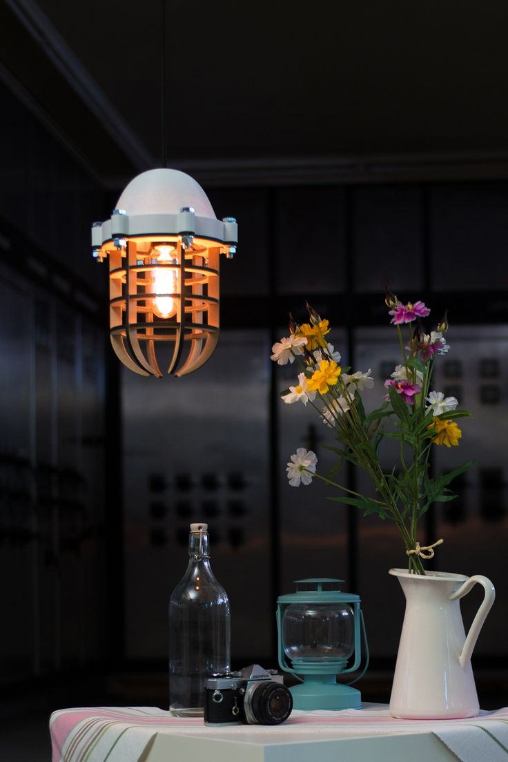 Printlamp by Weller Design made in The Netherlands on CrowdyHouse