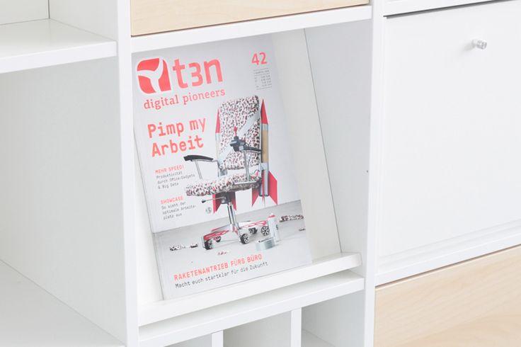 14 best brochure holder images on pinterest brochures for Kallax regal weiay