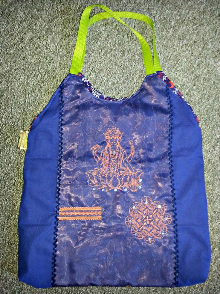 indian god, shoulder bag