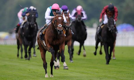 Frankel by 11 lengths in the Queen Anne Stakes at Royal Ascot. Man. Alive.