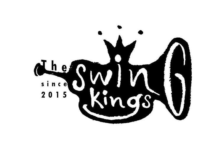 """ออกแบบโลโก้วง""""Swing kings"""""""