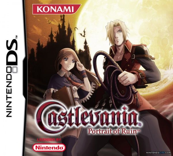 Today Konami have revealed that Portrait of Ruin will become the next helping of Castlevania DS goodness, they've also said the game should release later this year. Description from nintendolife.com. I searched for this on bing.com/images