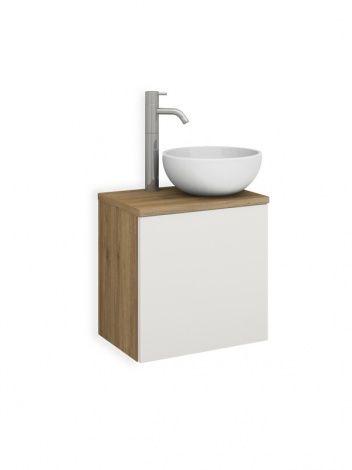 cova 29 keramik waschtisch set nach ma mit 1 t r. Black Bedroom Furniture Sets. Home Design Ideas