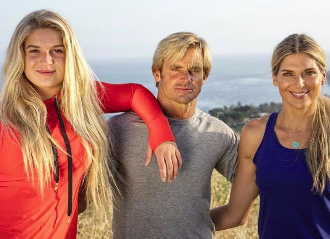 How does Gabrielle Reece, famed athlete and wife of pro surfer Laird Hamilton, keep health and wellness at the center of her household? Check out her tips!